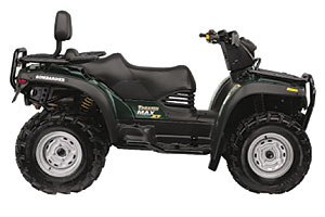 Avis quad CAN-AM Traxter 500 Max XT