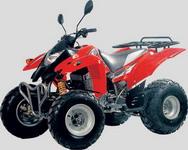 Avis quad TRITON Mistral 250