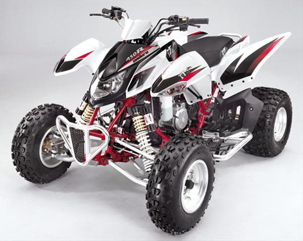 Avis quad TRITON 450R Enduro