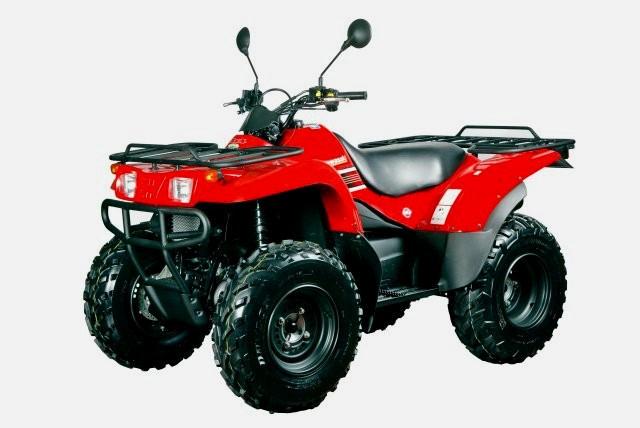 Avis quad Kawasaki KVF 360 4x4 KL
