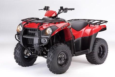Avis quad Kawasaki KVF 300