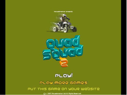 Jeux quad