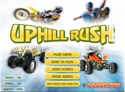 Jeu Uphill Rush