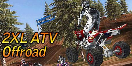 Jeu quad 2XL ATV Offroad
