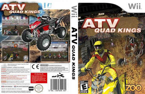 Jeu quad Atv Quad Kings