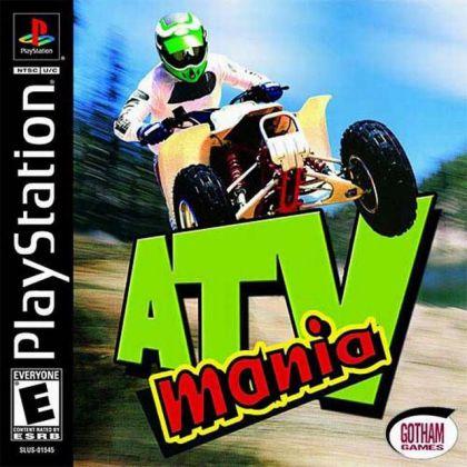 Jeu quad ATV Mania