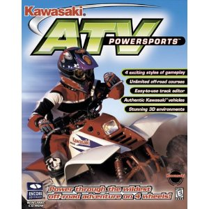 Jeu quad Kawasaki ATV Powersports