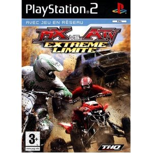 Jeu MX vs ATV : Extreme Limite sur PlayStation 2