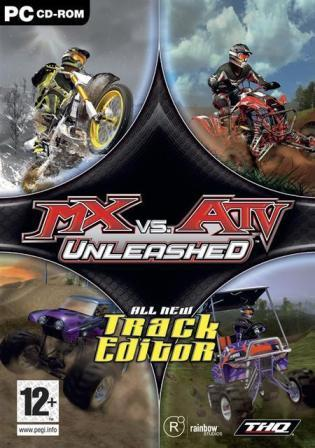 Jeu MX vs ATV Unleashed sur PC