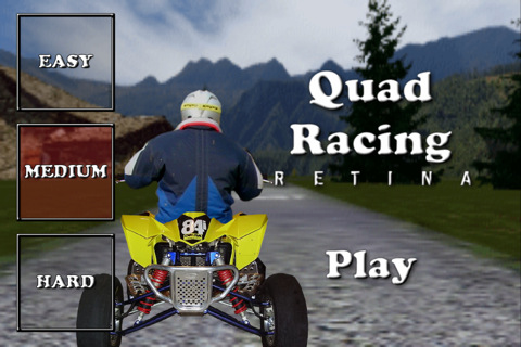Jeu quad Quad Racing 3D