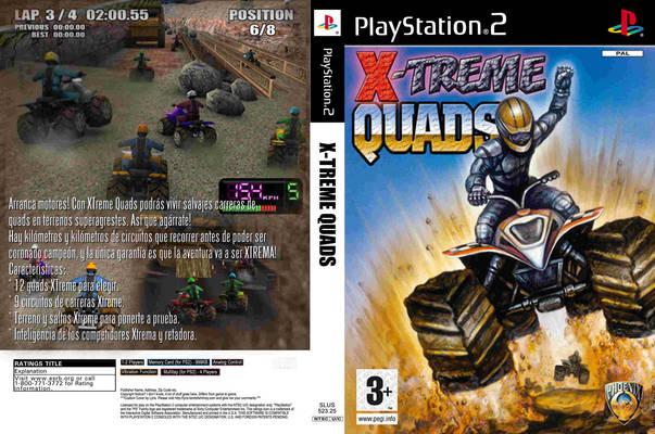 Jeu quad X-Treme Quads
