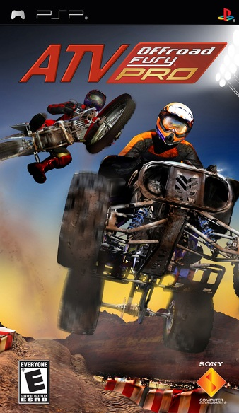 Jeu quad ATV Off Road Fury Pro