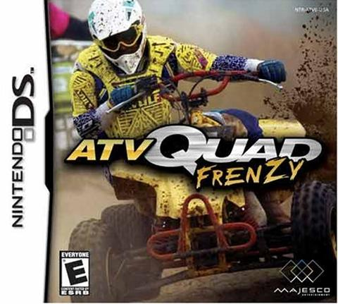 Jeu quad ATV Quad Frenzy