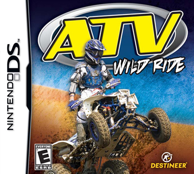 Jeu quad ATV Wild Ride