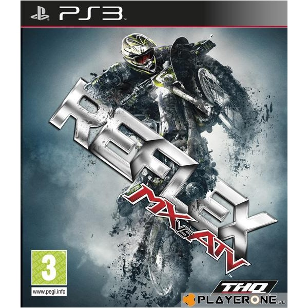 Jeu MX VS ATV : Reflex sur PlayStation 3