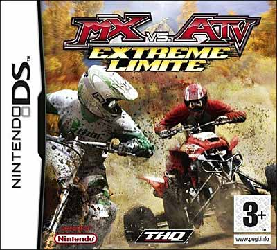 Jeu quad MX vs ATV : Extreme Limite