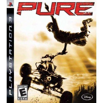 Jeu Pure sur PlayStation 3