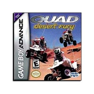 Jeu Quad Desert Fury sur Gameboy Advance